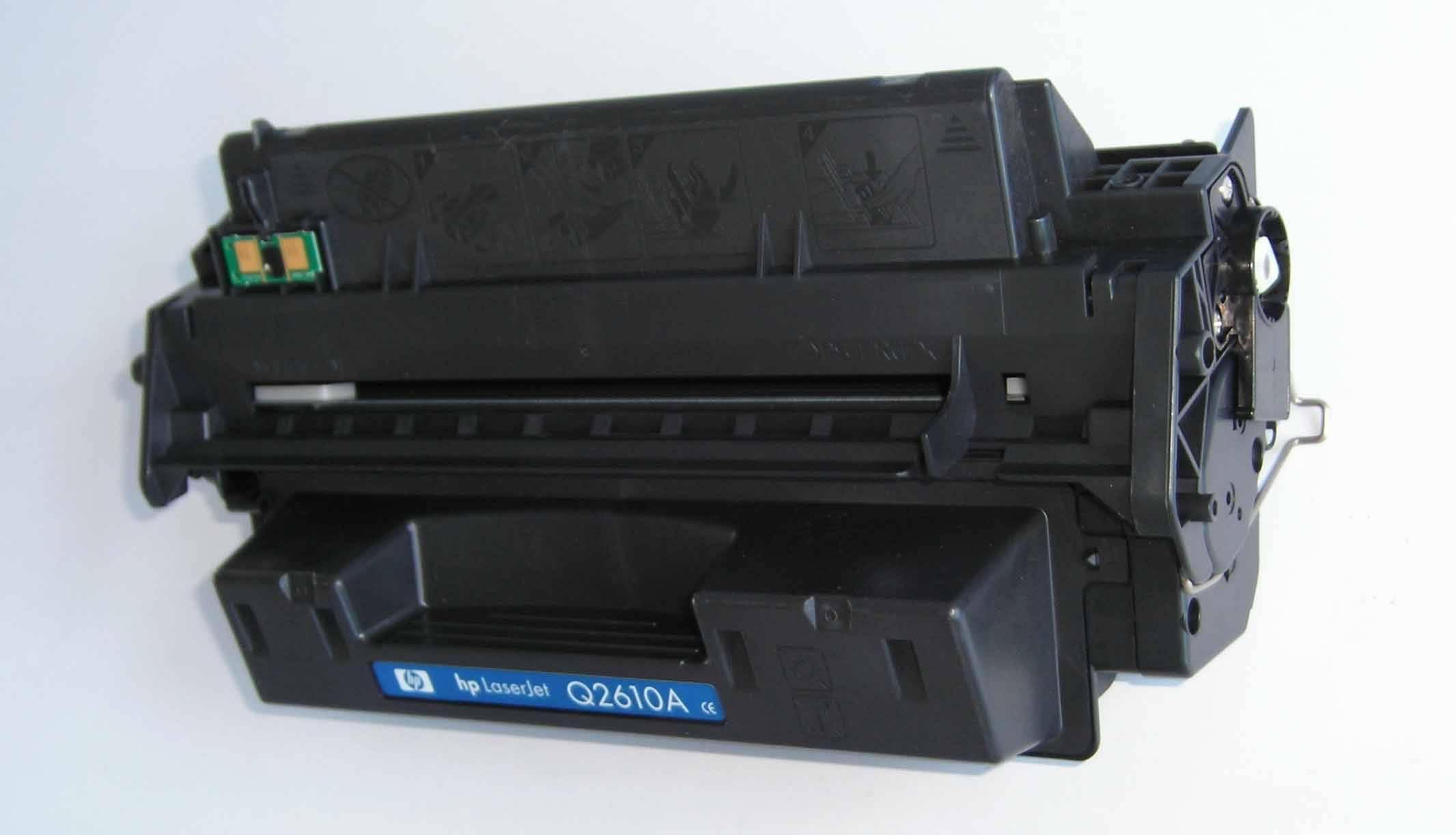 Wholesale price Q2610A toner cartridge compatible for HP Laserjet 2300