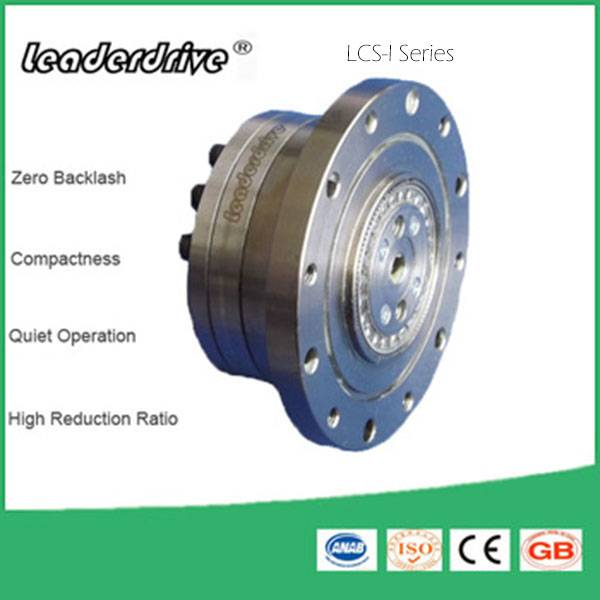 LCS-I Series Harmonic Gear Drive Speed Reducer for CNC Machines