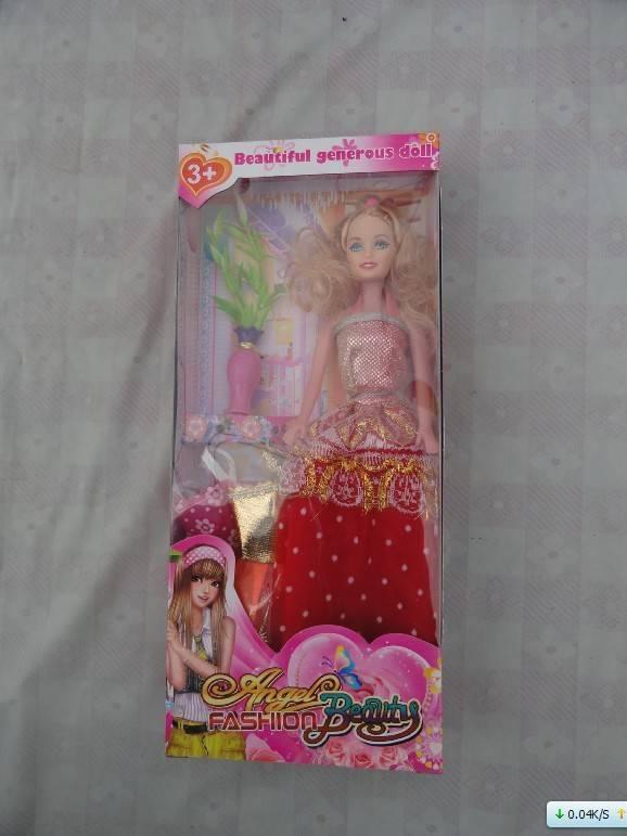11.5INCH Hollow barbie dolls