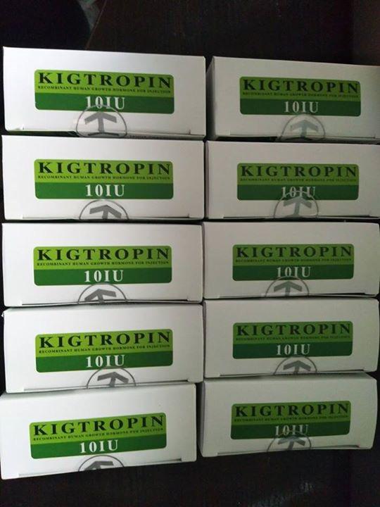Top quality Brand Kigtropin rHGH,Kigtropin HGH, original somatropin hgh hygetropin igtropin