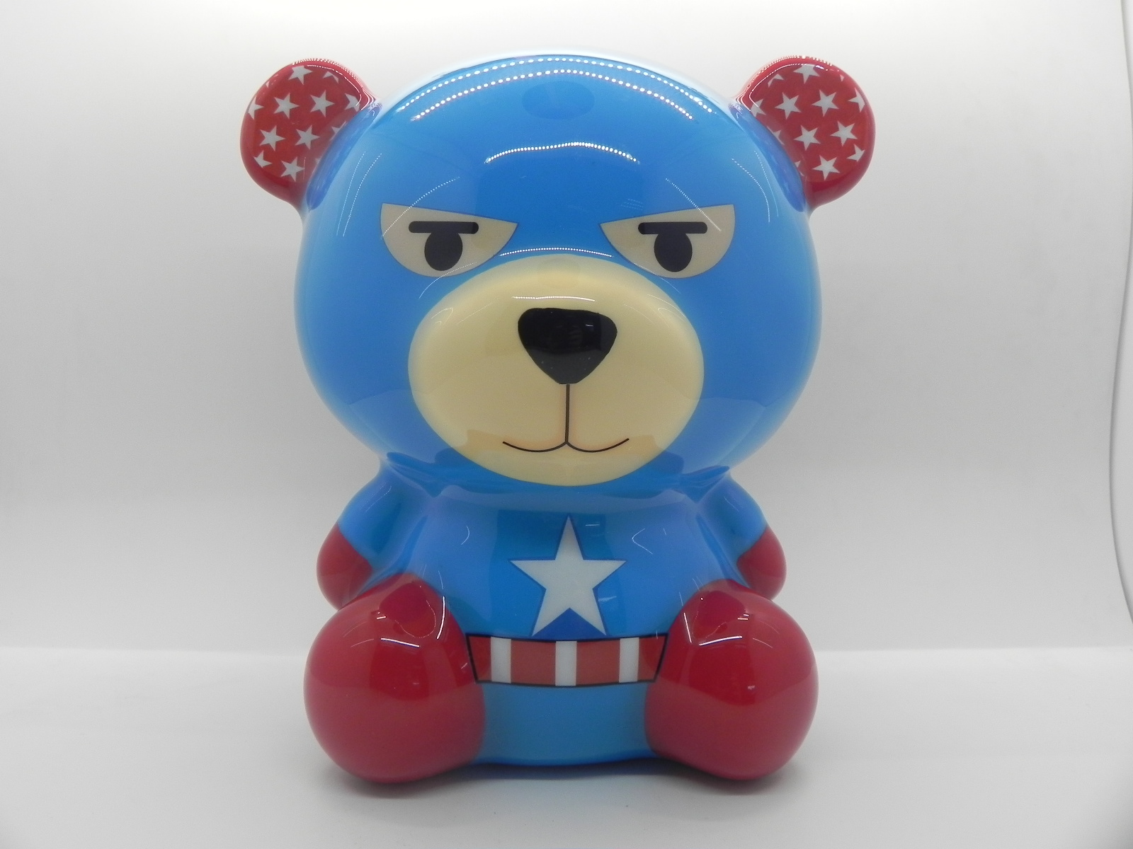 Bear shape coin bank