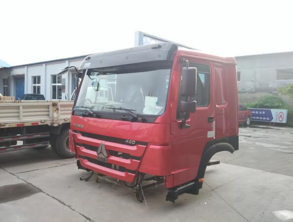 Sinotruk Howo Truck Parts Howo Cab,Sinotruck Cabin,HW76 Cabin