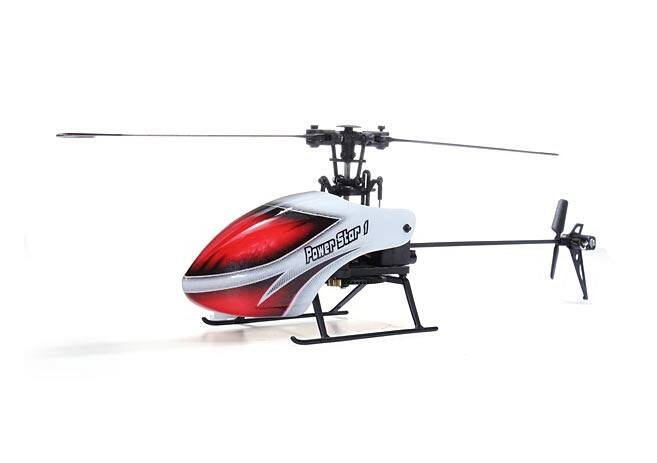 Newest Arriving Powerful Helicopter Single Blade Flybarless 6CH V966 RC Helicopter