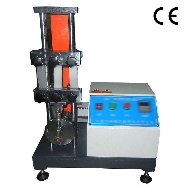 RT-105 Rubber fatigue cracking testing machine