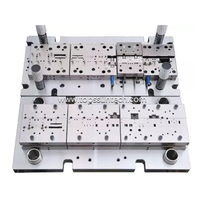 OEM Custom Plastic Electronic Products Mold Makers For