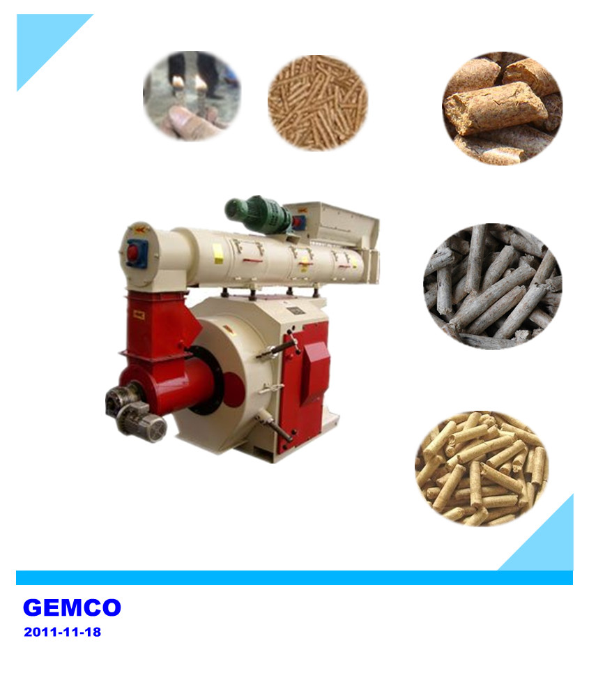 Ring Die Pellet Mill Operating