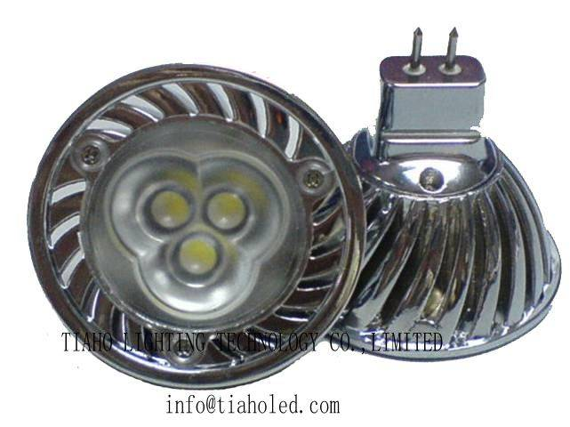 led spotlight mr16 e14 e27 3w led lamp led light led gu10 3w