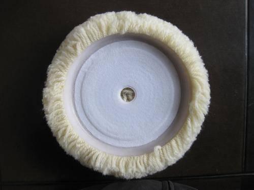 Wool Buffing Pads