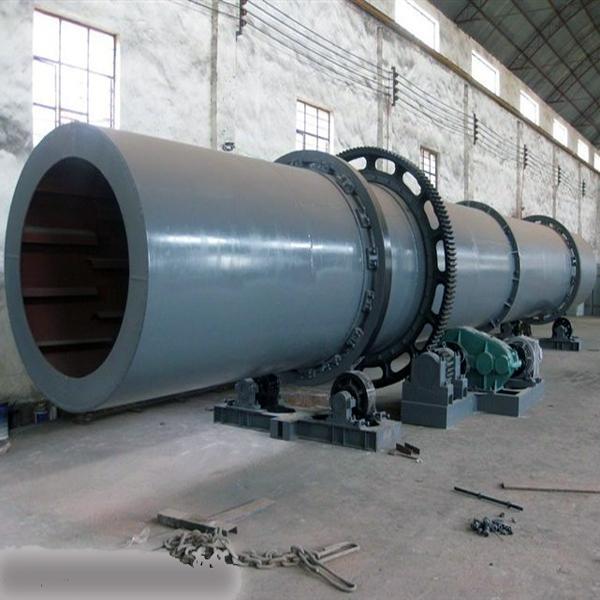 Zhengzhou Invech Drum Type Sawdust Dryer Equipment