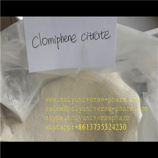99% Clomivid Clomifene Citrate Raw Hormones Anti Estrogen Clomid
