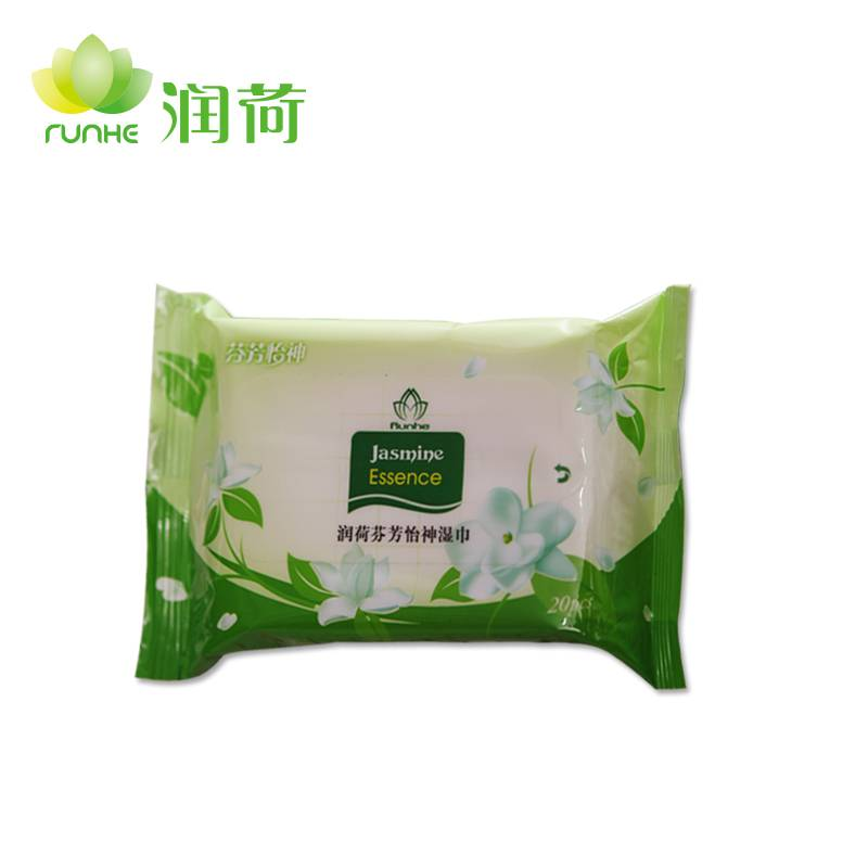 Refreshing Personal Care Wet Wipes/No Alcohol (OEM SERVICE PROVIDED)