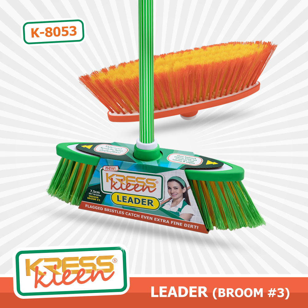 KRESS Kleen® LEADER (Indoor broon #3)