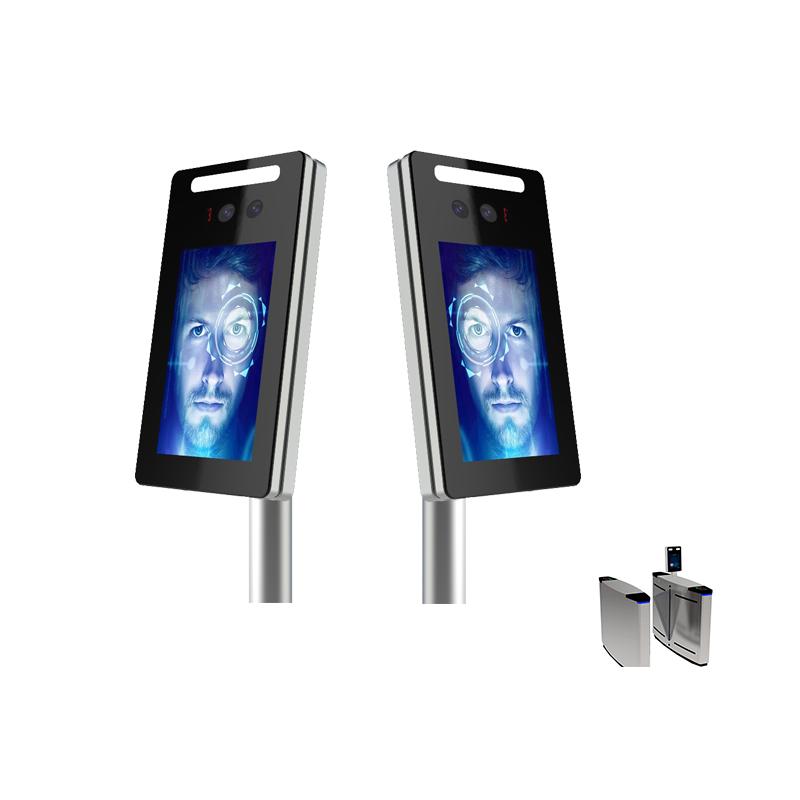 Face recognition temperature detection/face recognition infrared temperature thermometer/face recogn