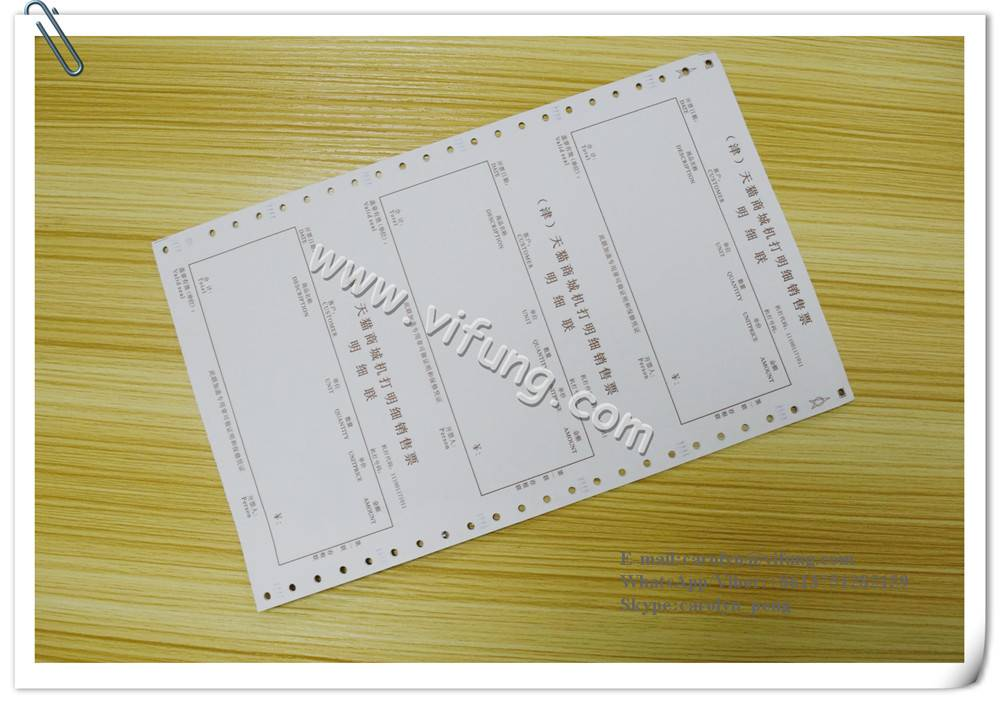 Electric Express Appliance Forms Printing