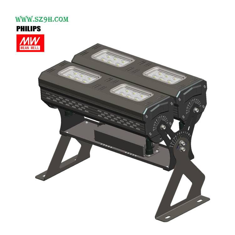 LED high power flood light 240W outdoor light