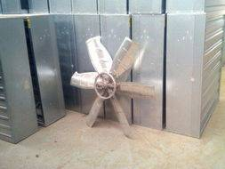ft-a ordinary_double shutter)exhaust fan