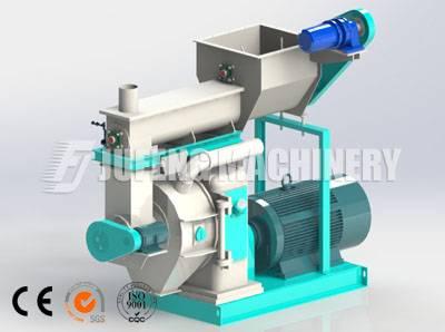 508wood pellet mill