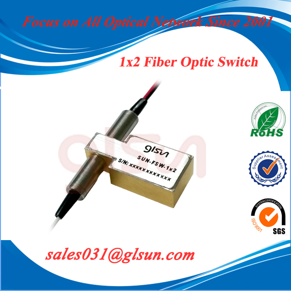 1×2 Fiber Optical Switch