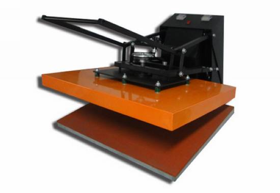 Manual Large Flat Heat Press Machine