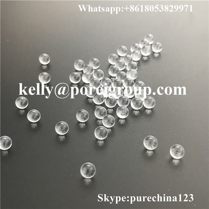 top quality Colorful Clear Acrylic Balls with Diverse Dimensions 1mm-250mm