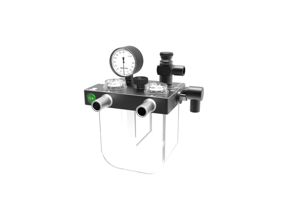 Absorber Assembly/ Absorber Canister/ Absorber Assembly for Veterinary Anesthesia Machine / Absorber