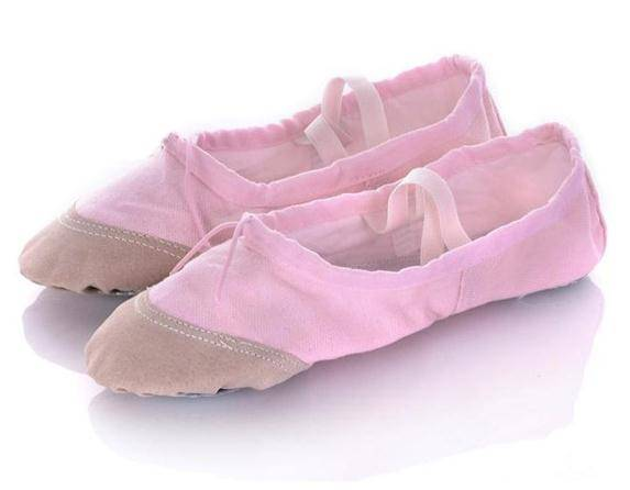 Free Freight 2012 Soft Ballet Dance Shoes Factory Price Pink White Black Apricot Red Color