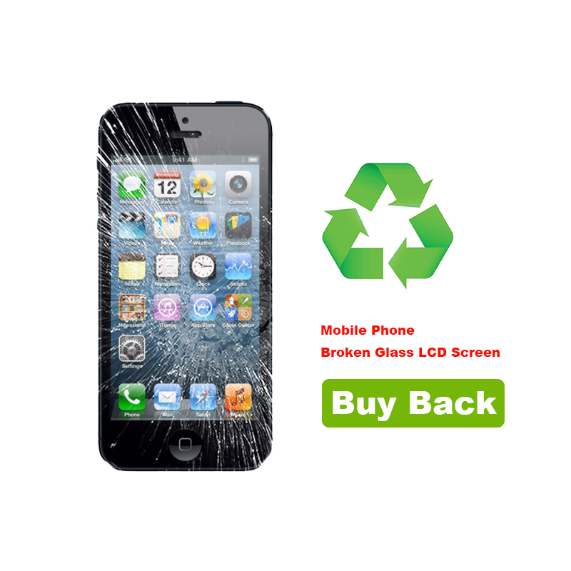 Buy Back Your iPhone 5C Broken Glass LCD Screen