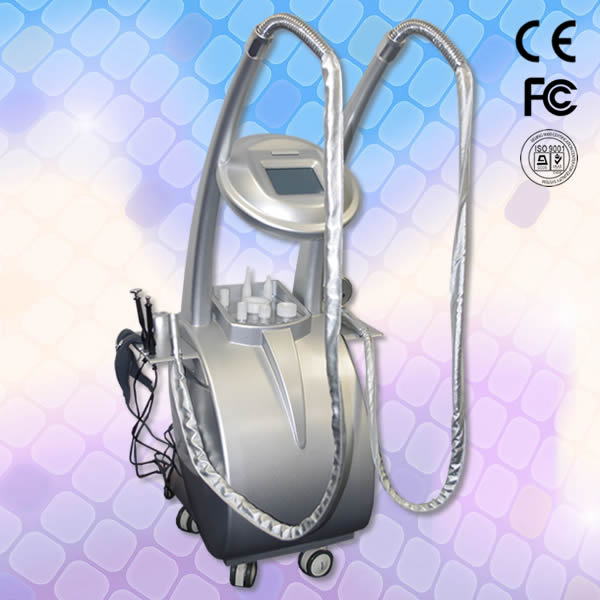 Slimming machine for body shaping and fat reduction