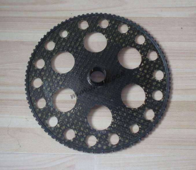Looms Spare Parts Somet wheel