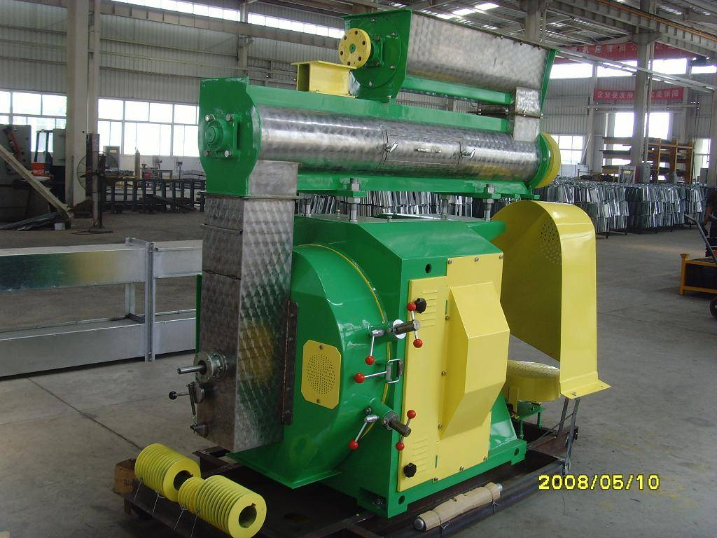 Wood/Biofuel  Pelletmill