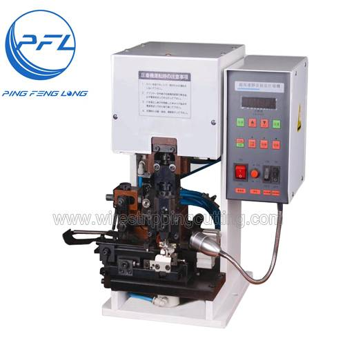 PFL-1500W Wire stripping and terminal crimping machine