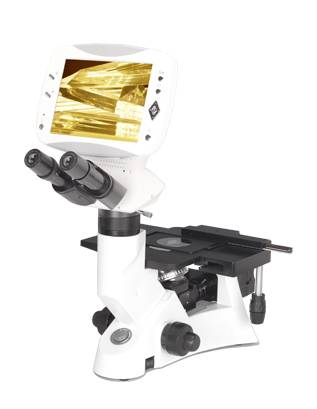 Compound Digital Inverted Metallurgical Microscope DMS-551