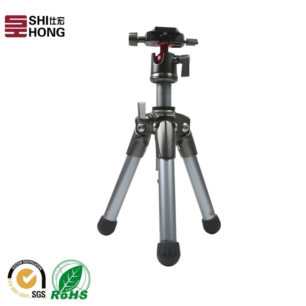 China Supplier OEM/ODM Aluminum Alloy High Precision Camera Tripod