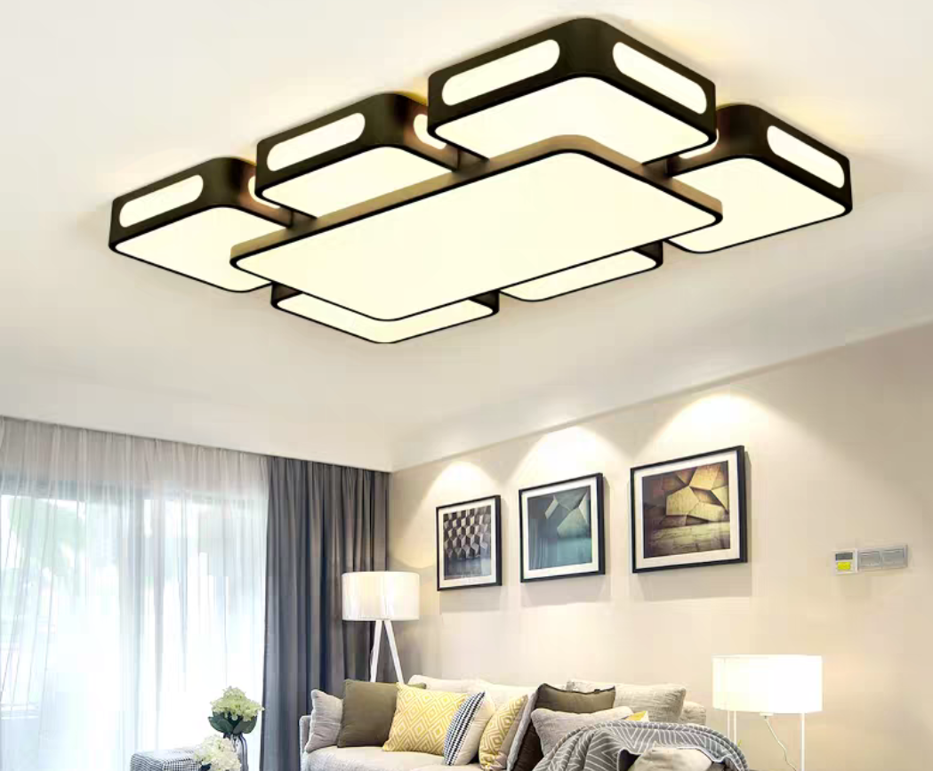 Creative ceiling lamps for dining room bedroom