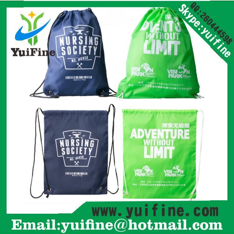 Drawstring Non woven Fabric bag gift Bag Advertising Bag Customized LOGO Promotional nonwoven Bag
