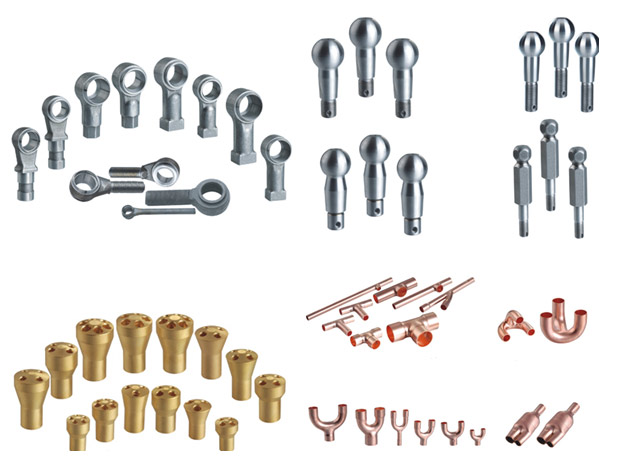air-conditioner parts and rod ends