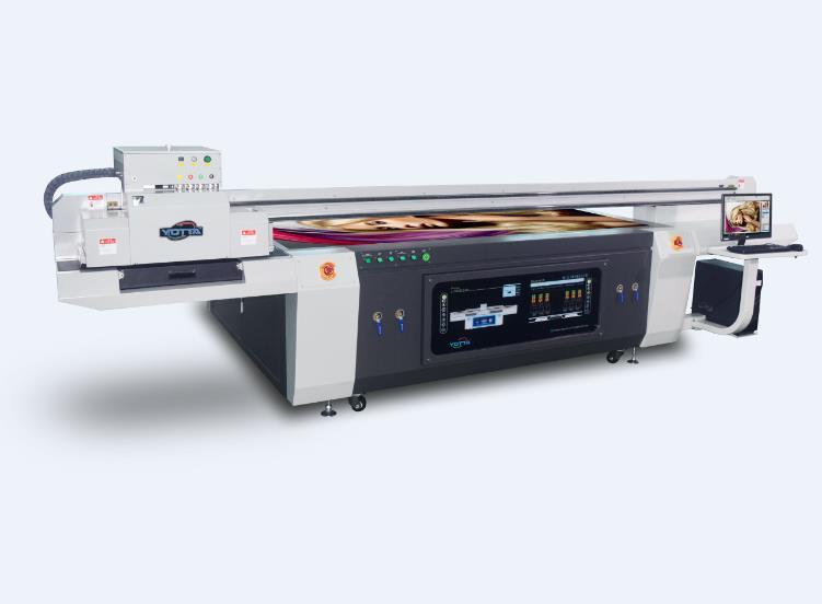 Ceramic printing glass printing flatbed material UV printer