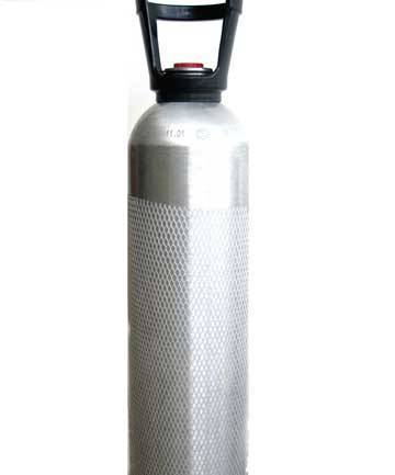 Aluminun Gas Cylinders for Beverage