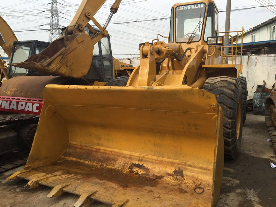 Used Cat 966D Wheel Loader, Used Loader Caterpillar 966D