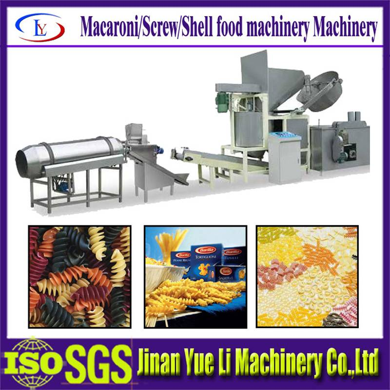 High quality Macaronis pasta noodle making machine/productiom line