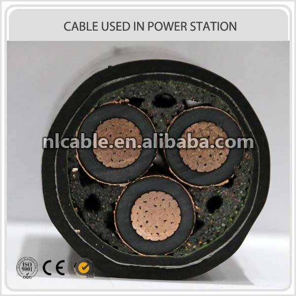 Electric cable MV cable pvc jacket cable xlpe Insulated cable power cable