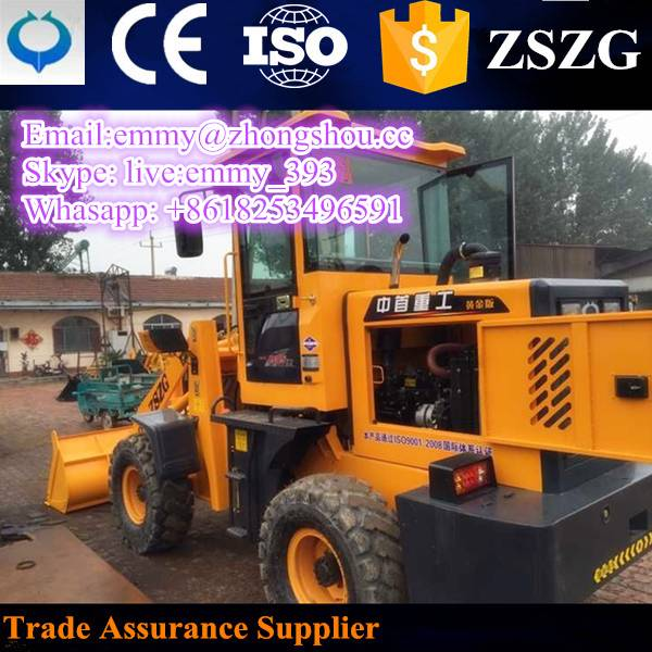 hydraulic new type ZL-922 wheel loader for sale