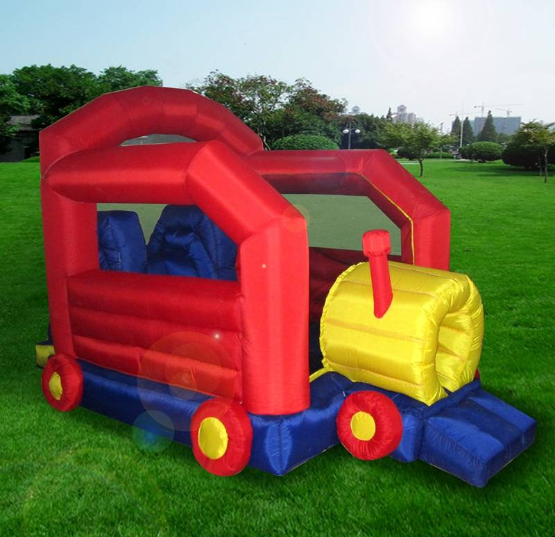 Lanqu used commercial bounce houses for sale