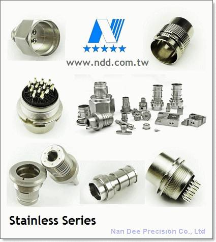 Nan Dee Precision_CNC turning, machining parts & milling parts _Stainless Steel