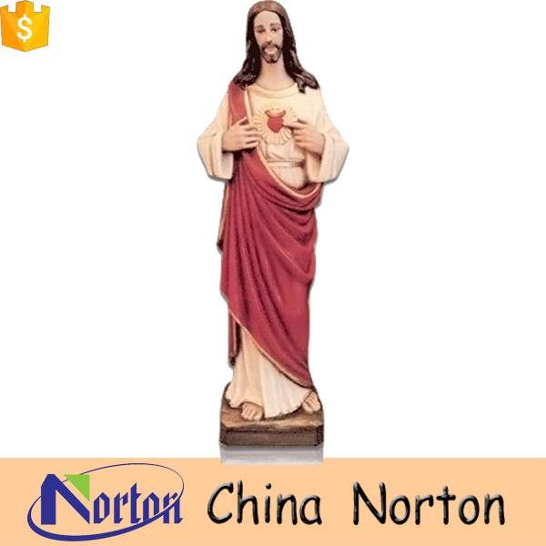 Large christian jesus resin statues NTRS-004Y