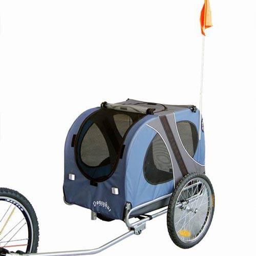 Pet Dog Bicycle Trailer