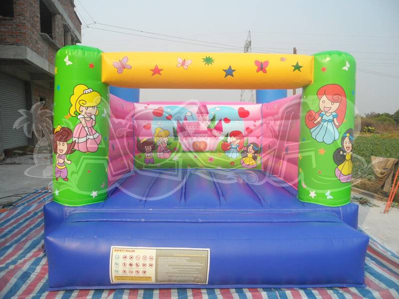 Inflatable Princess Jumper
