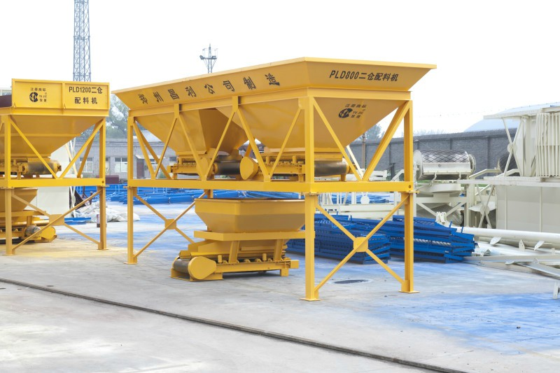 PLD1200 Concrete Batching Machine