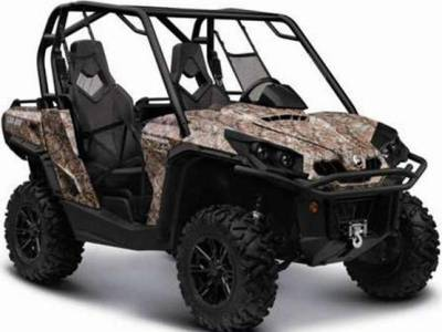 2016 Can-Am Commander 1000XT