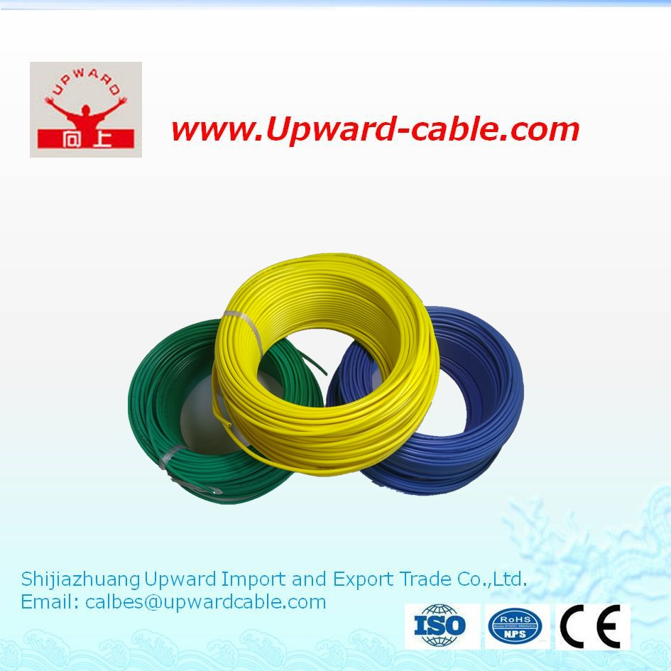 Solid Type Copper Conductor Electrical Wire